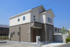 新築一戸建て シンプル 一軒家